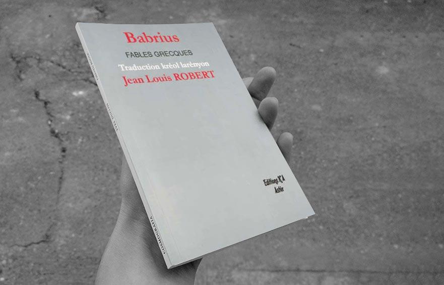 Babrius de Jean Louis Robert